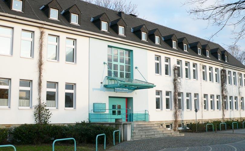 Vorderseite Böllhoffhaus