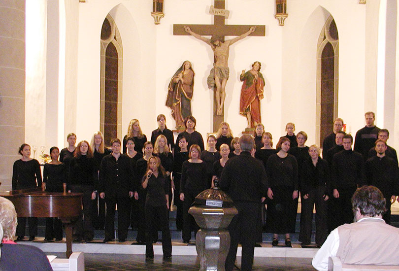 Jugendchor Voices in Harmony 2001