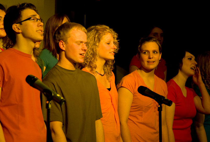 Jugendchor Voices in Harmony 2008