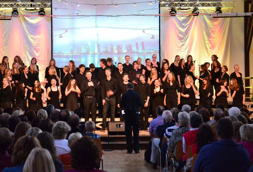 Jugendchor Voices in Harmony 2012