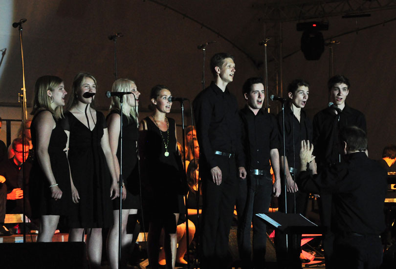 Jugendchor Voices in Harmony 2014/15
