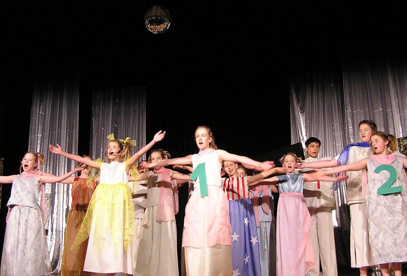 Kinderchor Young Rhythm 2004