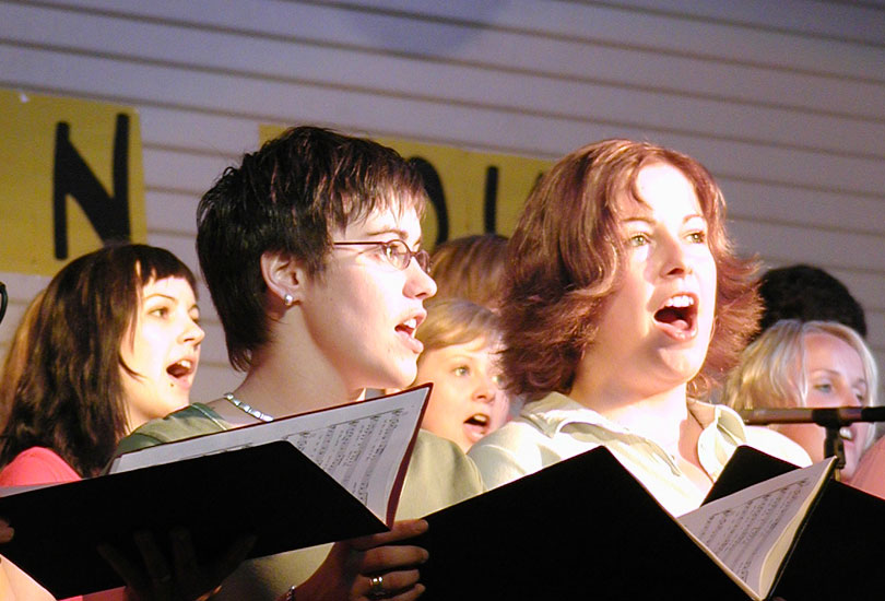 Jugendchor Voices in Harmony 2004