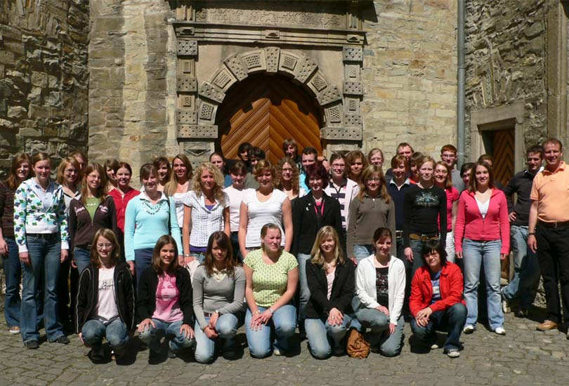 Jugendchor Voices in Harmony 2007